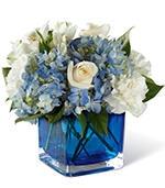 Peace and Light Hanukkah Bouquet